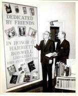 Harriett Boswell Banner