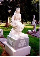 Oak Grove Cemetery, Rubie Dilk