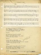 Drunkard's Song