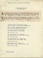 Abraham Lincoln's Song (A Spite Song)
