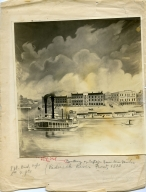 Paducah River Front 1873
