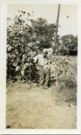 Uncle Henry Johnson Sitting