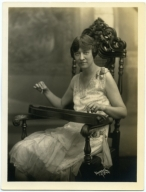Mary and Her Dulcimer