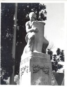 Statue of Chief Paduke