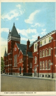 First Christian Church -- Paducah (KY)