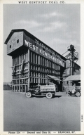 West Kentucky Coal Company building at 2nd and Ohio Streets in Paducah (KY)