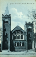 German Evangelical Church in Paduch (KY)