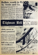 Tilghman Bell - April 20, 1973