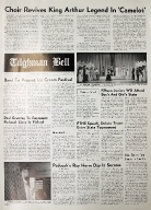 Tilghman Bell - April 26, 1968