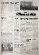 Tilghman Bell - April 3, 1970