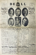 Tilghman Bell - April 6, 1928