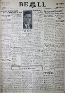 Tilghman Bell - December 18, 1931