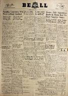 Tilghman Bell - December 3, 1943