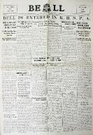 Tilghman Bell - December 8, 1933