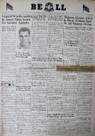Tilghman Bell - February 9, 1945