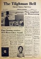 Tilghman Bell - February 9, 1973
