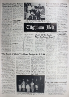 Tilghman Bell - April 28, 1967