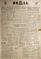 Tilghman Bell - November 5, 1943