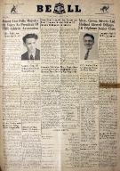 Tilghman Bell - October 22, 1943