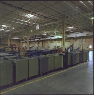 Warehouse in Distribution Facility