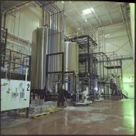 Tanks at a Distribution Facility
