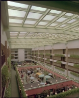Executive Inn, Atrium