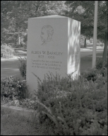 Alben Barkley Monument
