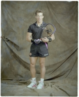 Raquetball Player