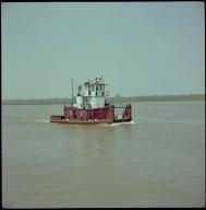 Towboat Leo Bartel