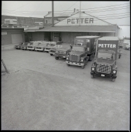 Petter Supply's Loading and Shipping Fleet