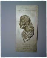 Phyllis George Brown Sculptoid