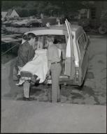Loading the Ambulance