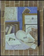 Westvaco Ralph Depucchio Painting