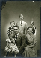 James and Sue Curtis Family