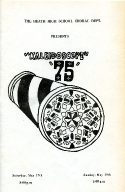 Kaleidoscope 1975 program