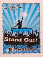 Heath High School Kaleidoscope 2012, Stand Out
