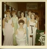 Heath High School students at prom at Jaycee Civic Center