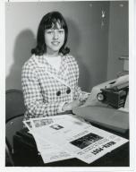 Heath Post editor Johanna Comisal