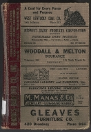 Caron's Paducah (McCracken County, KY) City Directory for the Year 1947