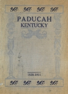 Paducah Kentucky 1820 - 1911