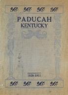 Paducah Kentucky 1820 - 1911