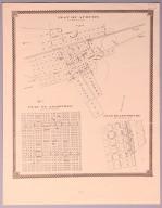 Plats of Auburn, Adairville, and Lewisburg