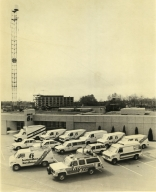 Station fleet of vehicles