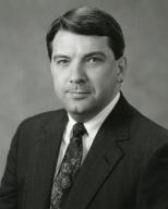 News anchor Ron Beaton