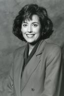 News anchor Kim Keelor
