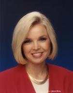 News anchor Amy Watson