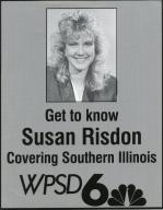 Illinois Bureau reporter Susan Risdon
