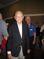 "Bill Watson at ""Old Timer's luncheon"""