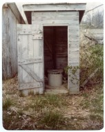 Old Toilet Behind Sereto Grocery