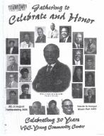 8th of August Emancipation Celebration 2006 Program